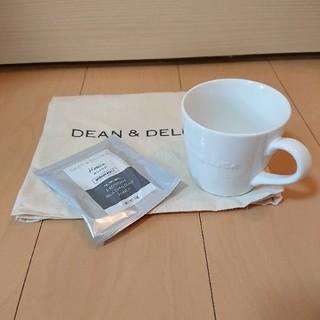 ディーンアンドデルーカ(DEAN & DELUCA)のディーン&デルーカ マグカップ コーヒー 袋 3点セット 新品未使用(グラス/カップ)