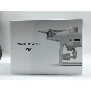 DJI Phantom4 RTK ドローン カメラ付き 測量専用 国内正規品(デジタル一眼)