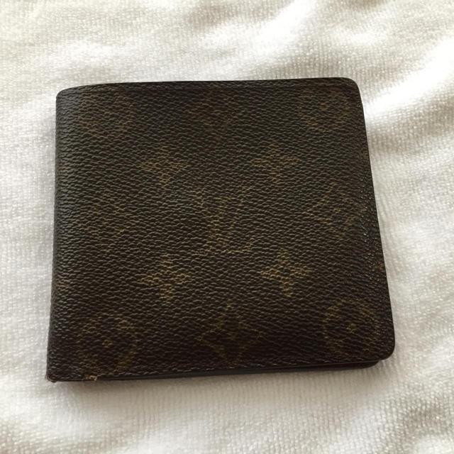 super popular 0e909 a1696 ルイヴィトン 財布 二つ折り | フリマアプリ ラクマ