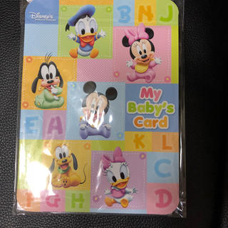 ディズニー(Disney)の最終値下げ!新品 ディズニー  手形・足形カード(手形/足形)