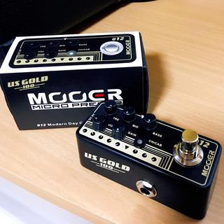 MOOER micro preamp012 US GOLD(friedmien)(エフェクター)