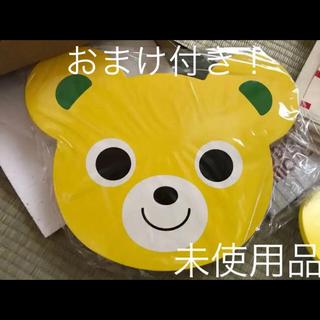 ミキハウス(mikihouse)の未使用!ミキハウス プッチー テーブル 非売品(折たたみテーブル)