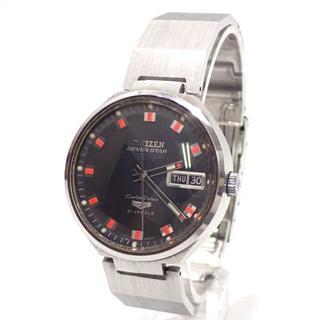 シチズン(CITIZEN)のC701 シチズン セブンスター カスタム デラックス 21石 ACSS 301(腕時計(アナログ))