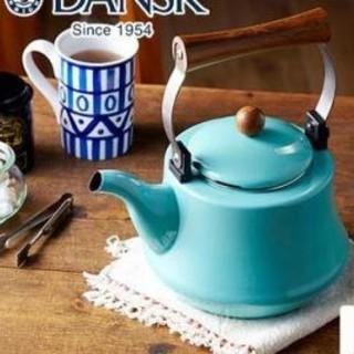 ダンスク(DANSK)のダンスク ケトル ティール 新品未使用 やかん(調理道具/製菓道具)