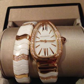 ブルガリ(BVLGARI)のBVLGARI ブルガリ セルペンティ スピーガ(腕時計)
