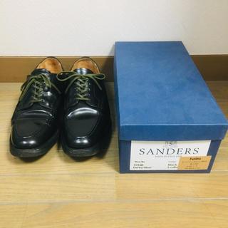サンダース(SANDERS)のsanders サンダース hobo military shoes(ブーツ)