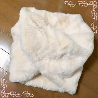 カシータ(casiTA)の【送料込】新品✿もこもこスヌード(スヌード)
