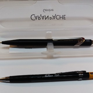 カランダッシュ(CARAN d'ACHE)のカランダッシュ&PG5 0.5(ペン/マーカー)