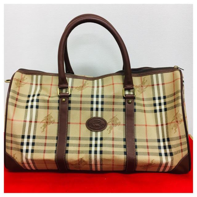BURBERRY(バーバリー)のBurberry / バーバリー / ボストンバッグ レディースのバッグ(ボストンバッグ)の商品写真
