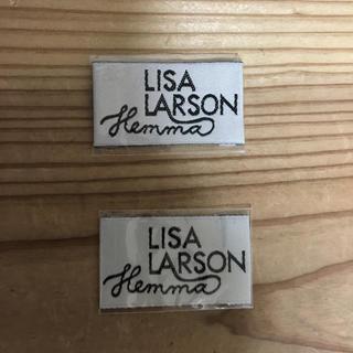 リサラーソン(Lisa Larson)のリサラーソン タグ 2枚セット(各種パーツ)