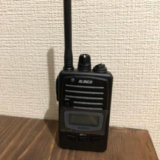 アルインコ トランシーバー 新品未使用 5台セット(アマチュア無線)