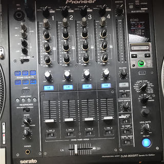パイオニア(Pioneer)のPioneer DJM - 900 SRT (DJミキサー)