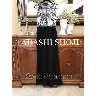 タダシショウジ(TADASHI SHOJI)のサイズ4◆TADASHI SHOJI◆ロングドレス(ロングドレス)