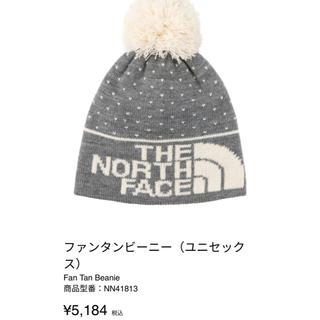 ザノースフェイス(THE NORTH FACE)のTHE NORTH FACE.ノースフェイス.ニット帽.ビーニー(ニット帽/ビーニー)