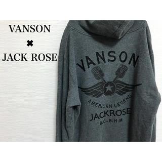バンソン(VANSON)のVANSON ✖︎ JACK ROSE コラボパーカー(パーカー)