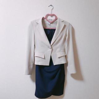 ジャスミン(ジャスミン)のJASMINE IRMA ドレス スーツ(ミニドレス)