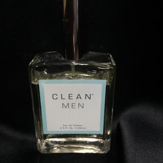 クリーン(CLEAN)のCLEAN MEN オードトワレ(香水(男性用))
