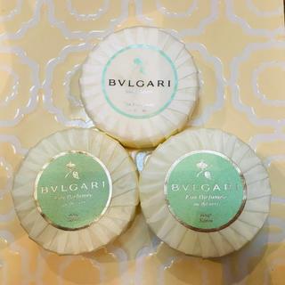 ブルガリ(BVLGARI)の🛀  ブルガリ 石鹸(ボディソープ / 石鹸)