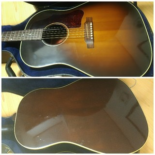 ギブソン(Gibson)のGibson j45 1963モデル(アコースティックギター)