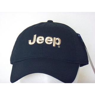 ジープ(Jeep)のJeep®/チェロキー/ジープ/NAVY/LOWCAP/送料込/新品(キャップ)