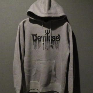 デビルユース(Deviluse)のDeviluse / プルオーバーパーカー 【注】(パーカー)