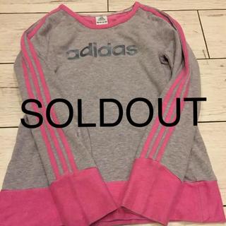 アディダス(adidas)のアディダスロンT(Tシャツ(長袖/七分))