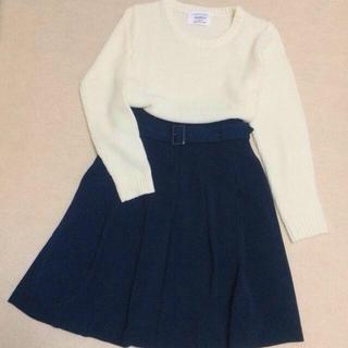 ジーユー(GU)のミディ丈スカート 処分価格!(ロングスカート)