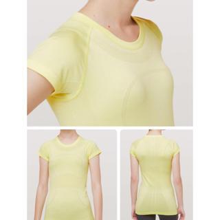 ルルレモン(lululemon)のルルレモンTシャツSwiftly Techサイズ4(ヨガ)