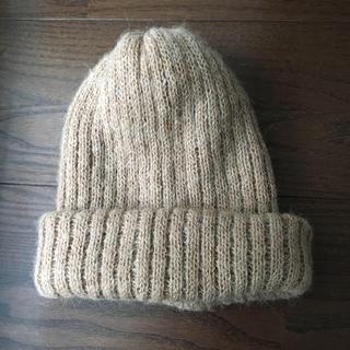 ロンハーマン(Ron Herman)のふった様 新品 ロンハーマン購入kijima takayuki ニット帽子(ニット帽/ビーニー)