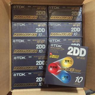 ティーディーケイ(TDK)の新品  TDK フロッピー  100枚(PC周辺機器)
