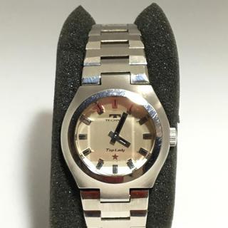 テクノス(TECHNOS)の腕時計 テクノス トップレディ 手巻き レディース TECHNOS(腕時計)
