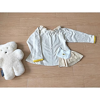 ジェモー(Gemeaux)のジェモー gemeaux トレーナー スウェット ベビー 90(Tシャツ/カットソー)