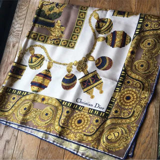 Christian Dior クリスチャンディオールスカーフ