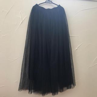 ニーナミュウ(Nina mew)のニーナミュウ♡チュールスカート☆(ロングスカート)