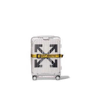 オフホワイト(OFF-WHITE)の【STREET&SURF様専用】オフ-ホワイト リモワ スーツケース(旅行用品)