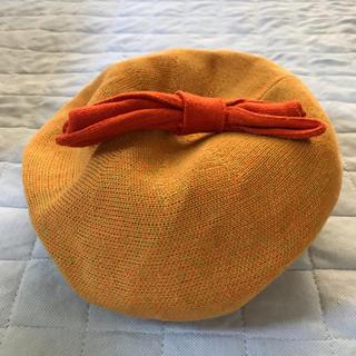 オーバーライド(override)のオーバーライド ベレー帽(ハンチング/ベレー帽)