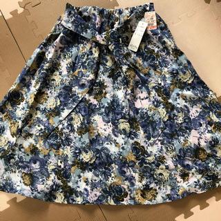 シマムラ(しまむら)のしまむら 花柄スカート (ロングスカート)