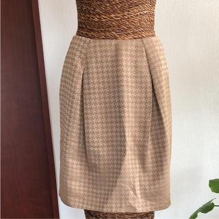 トランスワーク(TRANS WORK)のトランスワーク スカート(ひざ丈スカート)