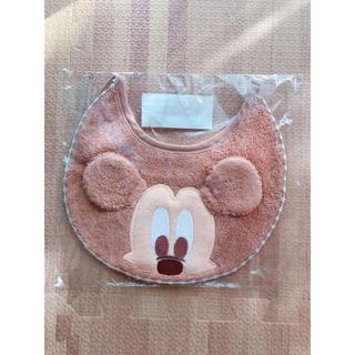 ミッキーマウス(ミッキーマウス)のミッキーマウス/スタイ(ベビースタイ/よだれかけ)