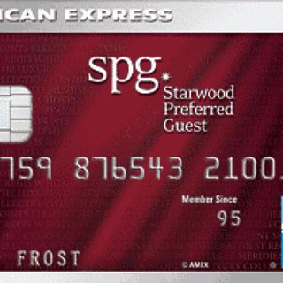 SPGアメックス紹介39000ポイントゲット最高のホテルライフは目前ブラックも(その他)