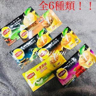 ユニリーバ(Unilever)のロジャー様 リプトン 台湾 ミルクティー 6種セット(茶)