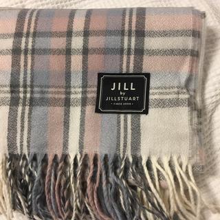 ジルバイジルスチュアート(JILL by JILLSTUART)のJILL by JILLSTUART マフラー ストール(マフラー/ショール)