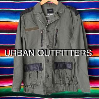 アーバンアウトフィッターズ(Urban Outfitters)のBDGアーバンアウトフィッターズUS限定日本未入荷MilitaryジャケットM(ミリタリージャケット)