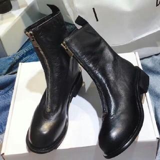 グイディ(GUIDI)のGUIDIグイディアンクルブーツ  レディース長靴  37/ 23.5cm (ブーツ)