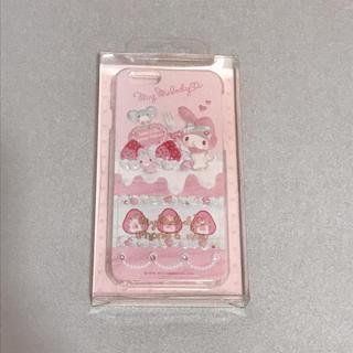 マイメロディ(マイメロディ)のマイメロディ iPhone6 ケーキ ケース(iPhoneケース)