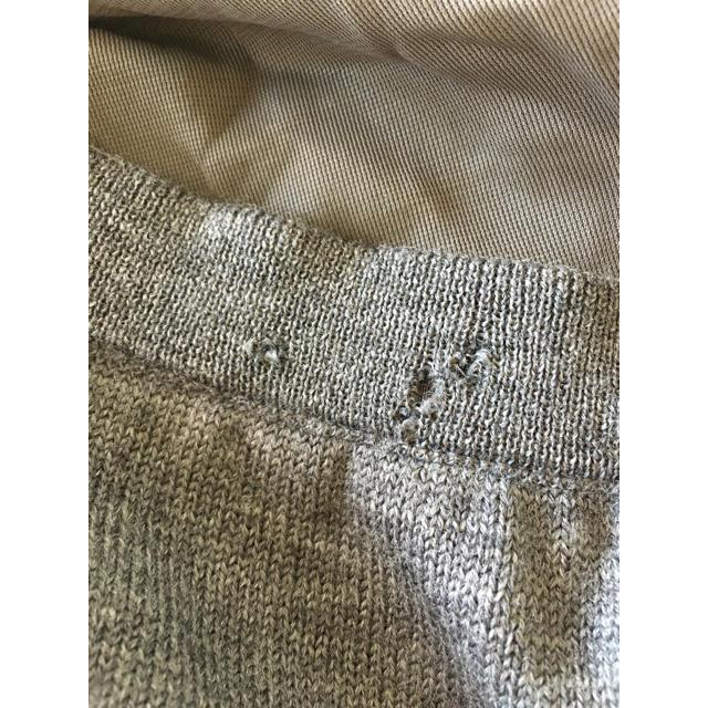 valentino garavani(ヴァレンティノガラヴァーニ)のウエストゴムで履きやすい♪ヴァレンティノガラヴァーニニットスカート レディースのスカート(ひざ丈スカート)の商品写真