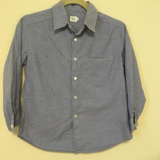 クアドロ(QUADRO)のquadro 七分袖 シャツ(シャツ/ブラウス(長袖/七分))
