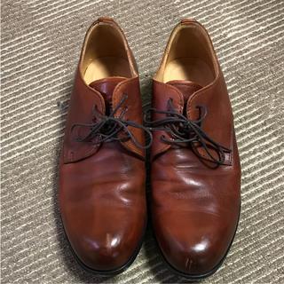 パドローネ(PADRONE)のパドローネ 革靴 キャメル(ドレス/ビジネス)