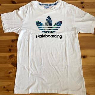 アディダス(adidas)のadidas  skateboarding  originals Tシャツ L(Tシャツ/カットソー(半袖/袖なし))