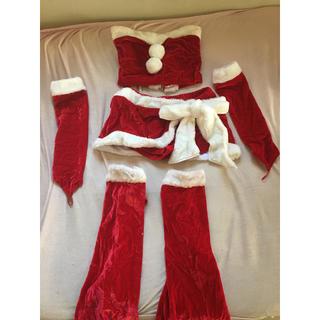 デイジーストア(dazzy store)のサンタ コスプレ クリスマス(衣装一式)